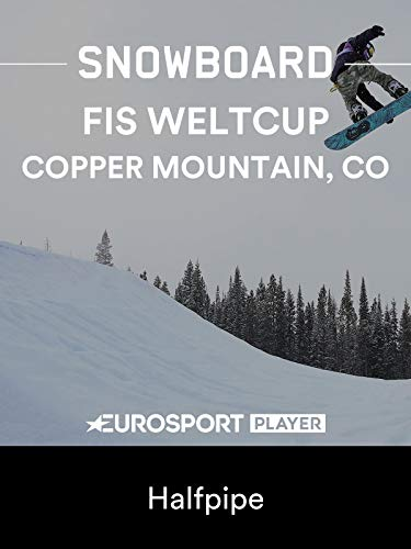 Snowboard: FIS Weltcup 2018/19 in Copper Mountain, CO (USA) - Halfpipe