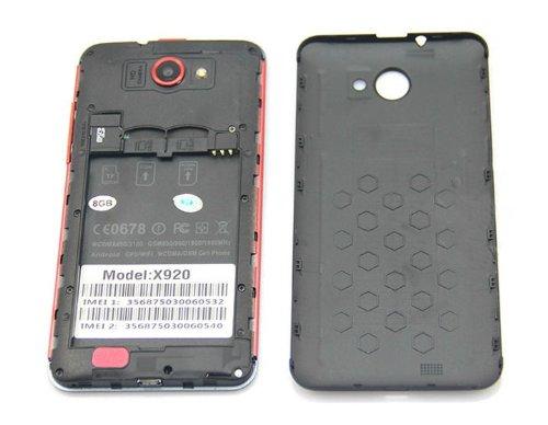 STAR X920 Series MTK6589 Quad Core 5 pollici