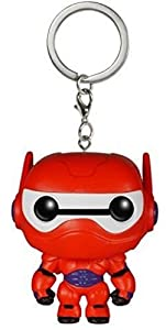 Pocket POP! Keychain - Disney: Armored Baymax