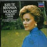 Mozart-Te Kanawa-Airs Concert