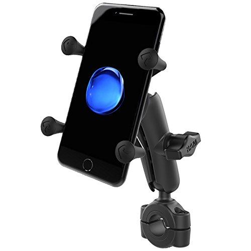 RAM MOUNTS Torque Kompletthalterung für Smartphones, 1 Zoll B-Kugel, X-Grip - RAM-B-408-75-1-UN7U Ram Mount 1