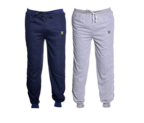 Vimal Cotton Blended Men's Trackpants(Pack Of 2)