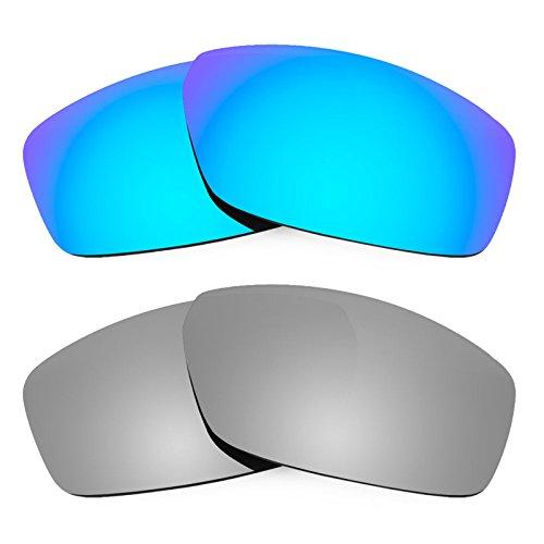Revant Ersatzlinsen für Spy Optic Dirty Mo Polarisiert 2 Paar Kombipack K004