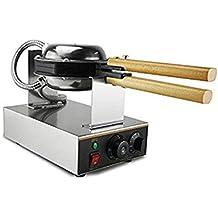 Shina 220 V eléctrico Huevo tarta horno Pan de hojaldre eléctrica acero inoxidable Waffle máquina de