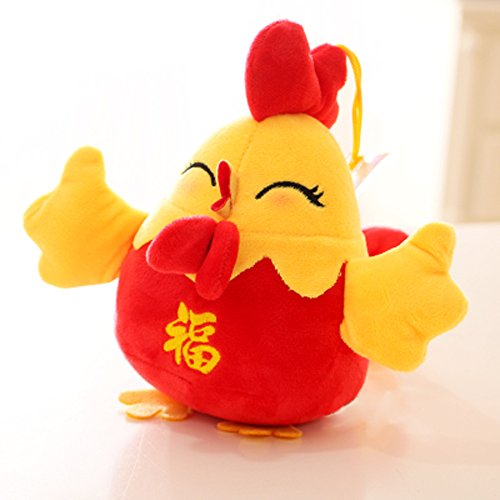 gloveleya-smiling-stuffed-lucky-chicken-2017-chinese-new-year-decoration-plush-rooster-dolls-8-inche