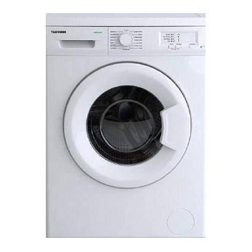 Telefunken F-1042 Freestanding Front-load 5kg 1000RPM A++ White washing machine - Washing Machines (Freestanding, Front-load, White, Buttons, Rotary, Left, White)