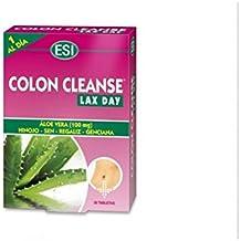 Colon Cleanse Aloe Vera 30 comprimidos de Esi