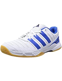 finest selection 6bdc3 16057 adidas Performance - Zapatillas de Balonmano para Hombre Blanco Azul