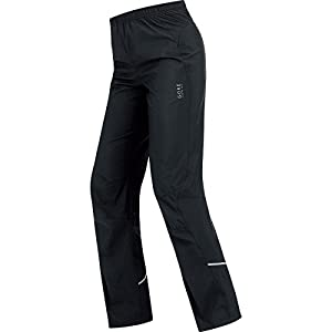 Gore Running WEAR Damen Lange Active Shell Laufhose, Gore Windstopper, Essential Lady WS AS Pants, TWESST
