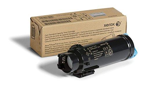XEROX XFX Toner cyan Standard 1.000 Seiten für Phaser 6510 Workcentre 6515