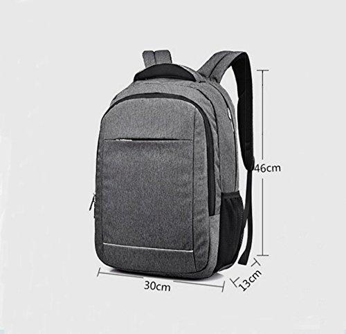 Lässige Schultertasche Männer Und Frauen Laptop Tasche Reise Rucksack Im Freien Einfache Wilde Wasserdicht Pink