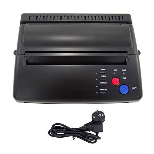 Styling Professional Tattoo Stencil Maker Transfermaschine Flash Thermal Copier Drucker liefert EU-Stecker -