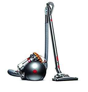 Dyson Big Ball Multifloor+ Aspirateur sans sac Garantie 5 ans Jaune/Gris - 4 accessoires