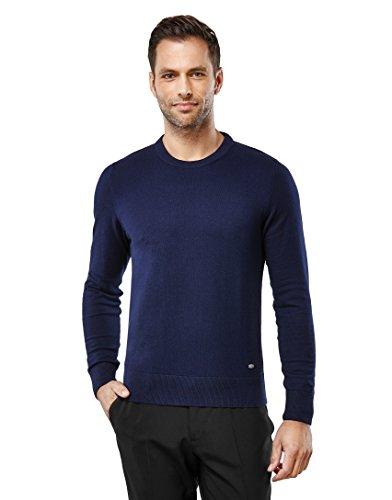 VB -  Maglione  - Basic - Maniche lunghe  - Uomo Dark Blue Large