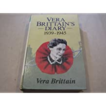 Wartime Chronicle: Vera Brittain's Diary, 1939-45 (Charnwood Library)
