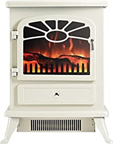 ES2000 LED Electric Stove, Cream