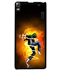 PrintVisa Designer Back Case Cover for Lenovo K3 Note :: Lenovo A7000 Turbo (Love Lovely Attitude Men Man Manly)