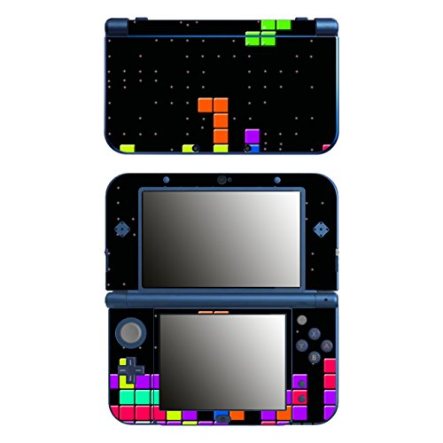 """Motivos Disagu Design Skin para New Nintendo 3DS XL: """"Tetris No. 2"""""""