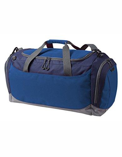 HALFAR® HF9104 Sport / Travel Bag Joy Freizeittaschen Sport- & Reisetaschen Tasche royalblau