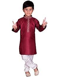 c8f6415aba3b Indiano Pakistano Ragazzi Sherwani Kurta Churidar Kameez per Tema di  Bollywood   partito Diwali 888
