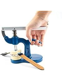Gehäuseschließer Einpresswerkzeug Uhrendeckelpresse Deckelpresse Uhrenwerkzeug Deckelschließer Bodenschließer