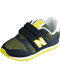 New Balance Zapatillas Ka373nry Negro, Chaussures de Fitness Mixte Enfant