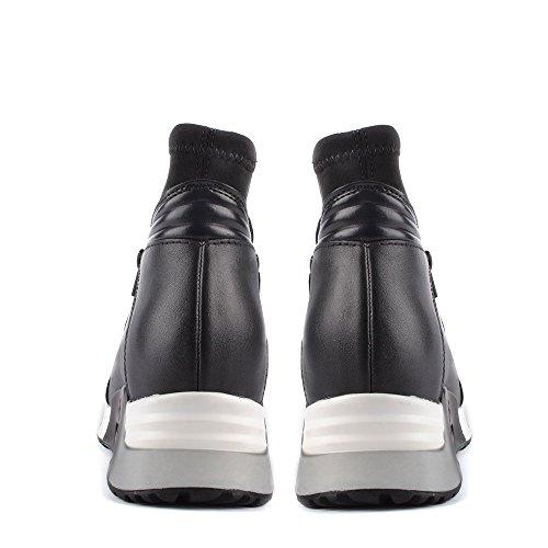 Ash Lux Sneaker, Donna Nero
