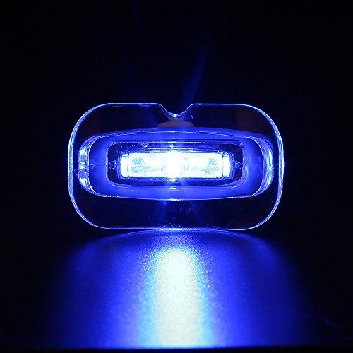 YIFAFA Dental Zahnaufhellung Licht, LED Bleaching Zahnaufhellung Zahnreiniger Tool Dental White Tooth Zahnaufhellung. - Light-zahnweiß-system
