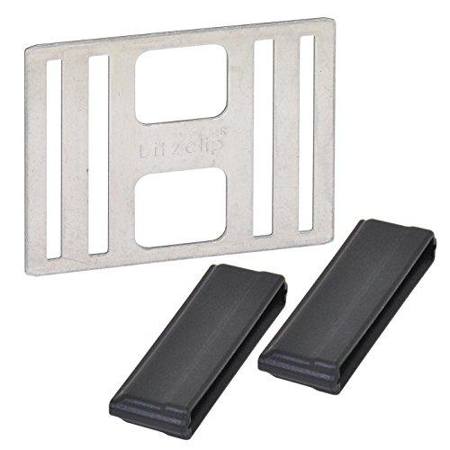 5x-connecteur-litzclipr-pour-ruban-jusqua-40mm-acier-inox-cloture-electrique