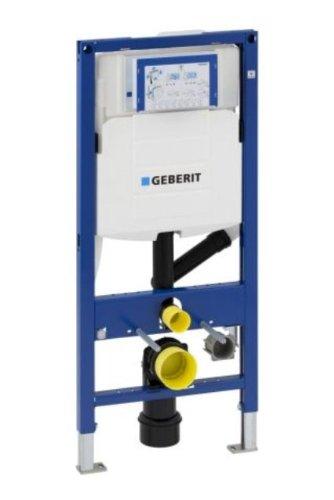 Geberit 111370005 Montage-Element Duofix für Wand-WC mit Geruchsabsaugung Umluft 112 cm
