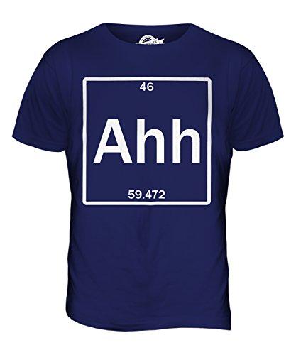 CandyMix Das Element Der Überraschung Herren T Shirt Navy Blau