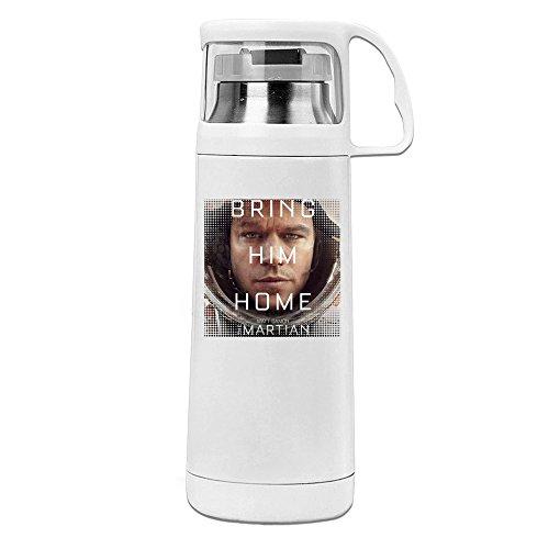 meixue Buffy The Vampire Slayer Logo Vakuum Tasse Wasser Flasche Weiß, New Movie The Martian