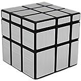 MEISHINE® Silver Mirror Cube Cubo Mágico Inteligencia Mágico cubo de la velocidad Juego de Puzzle Cube Speed Magic Cube Stickerless