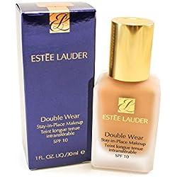 Estée Lauder Stay In Place Makeup Double Wear Maquillaje de Larga Duración - Tono 10 3N1 Ivory Beige, 30 ml
