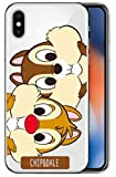 Générique Coque iPhone XS Max Chip and Dale Disney Silicone Souple