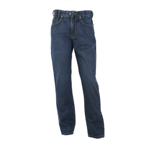 JOKER Jeans Clark mancrafted smoke used darkblue vintage stonewash hand brushed
