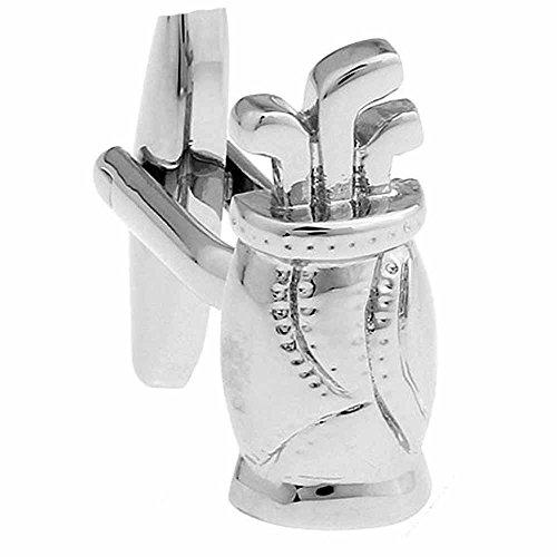 Golf Bag - Manschettenknöpfe