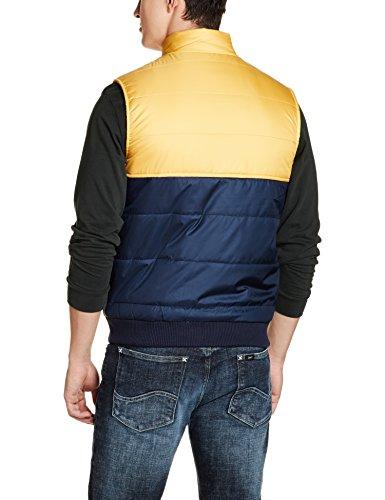 US Polo Assn. Men's Cotton Jacket (8907163185730_USJK0312_Artisan Gold_M)