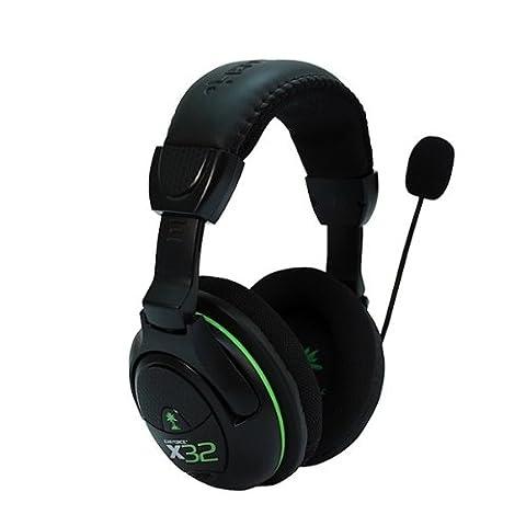 Micro-casque sans fil pour Xbox 360 - Earforce X32