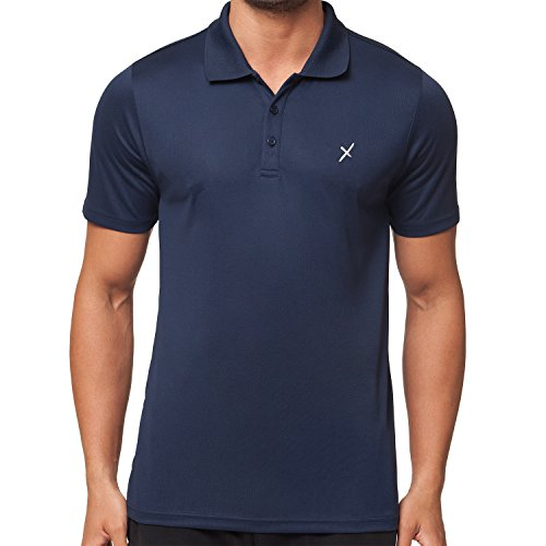 CFLEX Men Sportswear Collection - Herren Polo Shirt - Navy XL