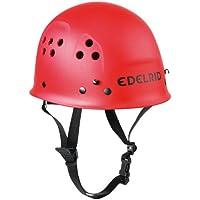 EDELRID 72028 - Casco de montaña infantil ultraligero rojo rojo Talla:talla única