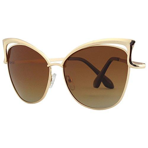 Bogner Eyewear Damen Sonnenbrille 735009301035Z, Gr. one size, Grau (anthrazit)