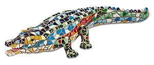 Katerina Prestige-Figura cocodrilo Mosaico, me0973