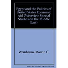 Egypt And The Politics Of U.s. Economic Aid