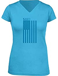 5.11 Tactical Tonal Glory Womens Short Sleeve T-Shirt
