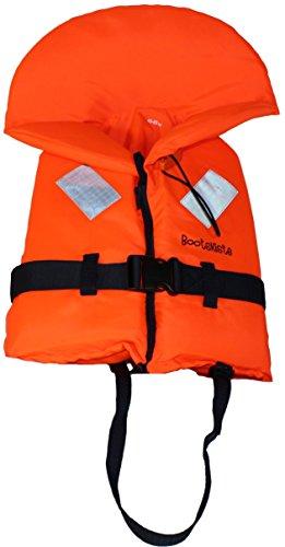 ISO Rettungsweste / Schwimmweste aus der Bootskiste (60 - 90 Kg)