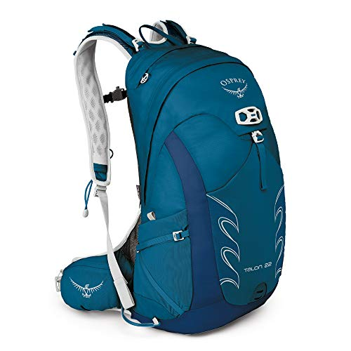 Osprey Talon 22 Men's Hiking Pack - Ultramarine Blue (M/L)