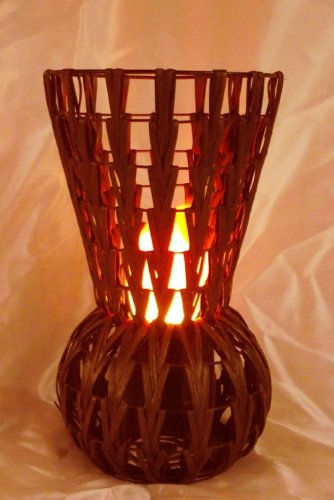 chevron-high-vase-leather-silk-flame-effect-flame-light-lamp-light-fire-side
