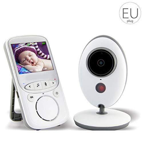 Republe VB605 2,4-Zoll-LCD-drahtlose Baby-Überwachungskamera Audio Video Nanny Musik Intercom-Nachtsicht-Baby-Überwachung-Nocken 12 Component Video