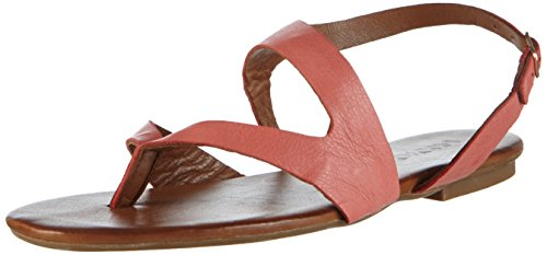 Inuovo 6336, Sandales  Bout ouvert femme Rot (Strawberry)